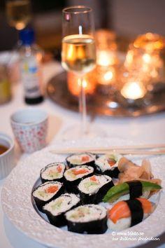 LCHF Sushi