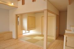 Washitsu, Tatami Room, Home Decor Inspiration, House Design, Interior, Furniture, Image, Dressing Screen, Design For Home