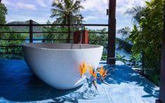The best honeymoon hotels in the Seychelles | Telegraph Travel Honeymoon Hotels, Best Honeymoon, Best Hotel Deals, Best Hotels, Seychelles Resorts, Indoor Outdoor Bathroom, Enchanted Island, Resort Villa, Beach Picnic