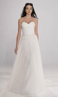 El vestido de novia de 'estilo lencero' pisará fuerte la próxima temporada - Foto 13