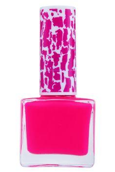 ROMWE   Nail Glam Flourecent-red Nail Polish, The Latest Street Fashion  #ROMWEROCOCO