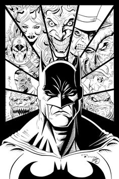 Batman Adult Coloring Book - √ 27 Batman Adult Coloring Book , Harley Quinn Loves the Joker Awesome Batman Poster Comic Art, Batman Art, Batman Vs Joker, Villain, Batman Coloring Pages, Art, Im Batman, Coloring Pages, Batman Artwork