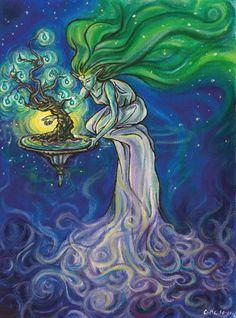Tears of Farore, Zelda Golden Goddess, Twilight Princess, Our Lady, Legend Of Zelda, Illustration Art, Illustrations, Cool Drawings, Game Art, Fantasy Art