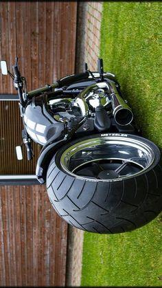 Harley Davidson V Rod, Harley Davidson Motorcycles, Custom Motorcycles, Custom Bikes, Harley Bikes, Hot Bikes, Kustom, Motor Car, Luxury Cars