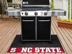 North Carolina State University Grill Mat