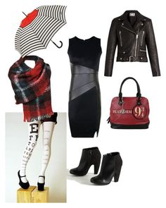 """Waiting for fall 2"" by kathryn-robin-temir on Polyvore featuring Jean-Paul Gaultier"