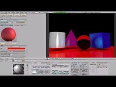 Materiali Yafaray di base - Breve videotutorial introduttivo (con sottotitoli) - #Blend #Blender #Glass #Glossy #Material #Redbaron85 #Shinydiffuse #Videotutorial #Yafaray #Yafray http://wp.me/p7r4xK-e4