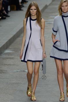 ¿Un viaje en el tiempo o un paso atrás para Chanel?