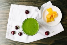 Are you and your blender a little bored? Mix things up with one of these delish spring green smoothie recipes.