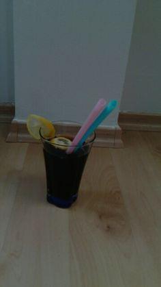 Zimny napój na gorące, letnie popołudnia!!