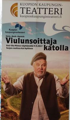 50 vuotta vanha musikaali elää tässäkin ajassa. Kuopion kaupunginteatteri 2017.