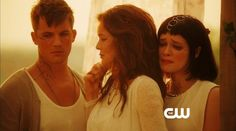 Star-cross on the CW. Must watch! I happen to stumble upon the pilot for this new show and fell in love.