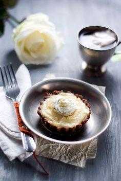 Banana Cream Pie with Chocolate Crust...<3
