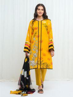 Simple Pakistani Dresses, Pakistani Fashion Casual, Pakistani Dress Design, Pakistani Outfits, Kurti Neck Designs, Kurta Designs Women, Kurti Designs Party Wear, Stylish Dresses For Girls, Stylish Dress Designs