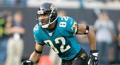 Jimmy Smith, Jacksonville Jaguars WR #82 Jimmy Smith