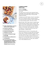 """I saw this in """"Sweets"""" in Martha Stewart Living July August 2014."""