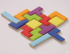 Tetris Cookies | Cookie Connection