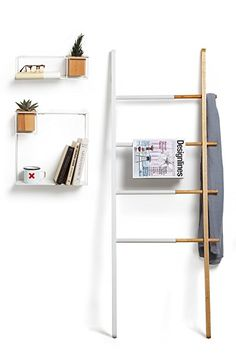 Amazon.com: Umbra Cubist Floating Wall Shelf, Small, White: Home & Kitchen