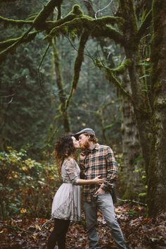 Snoqualmie Falls Engagement Session Mountain Engagement Photos, Fall Engagement, Engagement Session, Snoqualmie Falls, Brave, Couple Photos, Couples, Instagram Posts, Blog