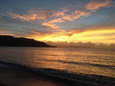 Sunset in Caramoan Island, Camarines Sur, Bicol