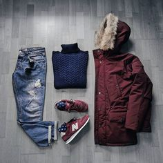 Cold days call for warm clothes . . . Parka: @carharttwip Turtleneck: @mango_man  Jeans: @mango_man  Sneakers: @newbalance Sunglasses: @rayban . . . #menwithclass #menwithstreetstyle #menwithstyle #mensstyle #mensfashion #menswear #menstyle #mensoutfit #outfitoftheday #outfitinspiration #outfitgrid #outfit #ootdmen #ootd #fashion #fashionblogger #style #styleblogger #styleinspiration #streetstyle #streetfashion #streetwear #dapper #wiwt #minimal #flatlay #gq #vscogrid #vsco