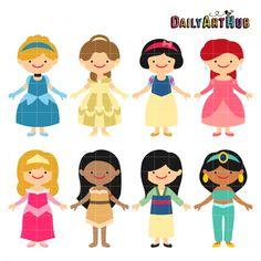Fairytale Princesses 1-18-16