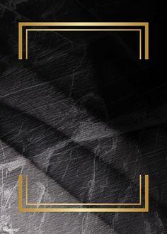 Golden framed rectangle on a marble texture Instagram Design, Logo Instagram, Story Instagram, Free Instagram, Instagram Story Template, Black Background Wallpaper, Framed Wallpaper, Textured Wallpaper, Textured Background