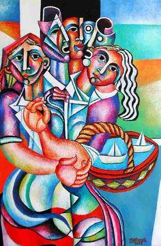 Fernando Alvarez Alonso/Spanish/abstract art