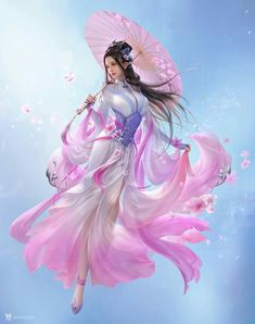 Voladora😁 Fantasy Art Women, Beautiful Fantasy Art, Fantasy Images, Dark Fantasy Art, Fantasy Girl, Character Art, Character Design, Chica Fantasy, Fantasy Warrior