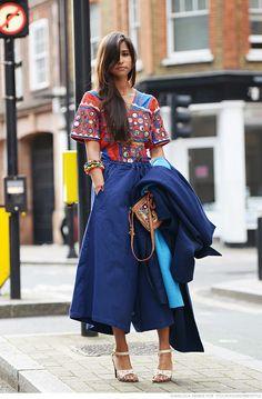 ❤ #street #fashion #snap by Bev Malik