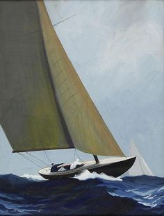 Glass Boat, Tall Ships, Colored Glass, Watercolors, Boats, Sailing, Identity, Coastal, Posters