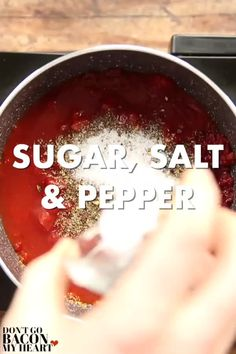 Homemade Pizza Sauce (Rich & Rustic) - This Pizza Sauce uses pantry staples to produce a rich, thick and outrageously flavoursome base to - Pizza Recipes, Sauce Recipes, Cooking Recipes, Buzzfeed Tasty, Pizza Pizza, Pizza Dough, Homemade Sauce, International Recipes, Indian Food Recipes