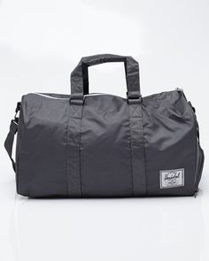 i like duffel bags for packing for light travel and quick getaways.
