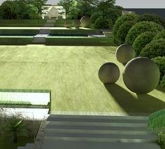 Garden Design St George's Hill 1 » Andy Sturgeon