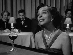 "Queen of the Boogie, the ever lovely Hadda Brooks - from the film ""In a Lonely Place"" starring Humphrey Bogart"