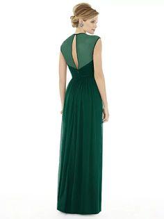 Alfred Sung Style D705 http://www.dessy.com/dresses/bridesmaid/d705/?color=celtic&colorid=1335#.VtPDpJwrLjY