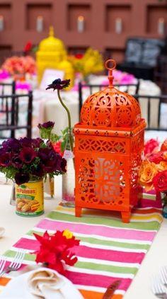 ARTÍCULO: Inspirar a su verano del estilo del diseño w / Los colores calientes de Cinco de Mayo