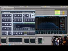 Native Instruments Massive Tutorial 04 - Filters - YouTube