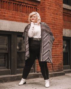 How to Wear Plaid Pants for Plus Sizes Plus Size plus size influencers Autumn Fashion Curvy, Plus Size Fall Fashion, Curvy Fashion, Grunge Outfits, Fall Outfits, Fat Fashion, Boho Fashion, Fashion Outfits, Girl Fashion