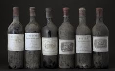 Chateau Lafite 1865 Top 10 Most Expensive Wines in the World