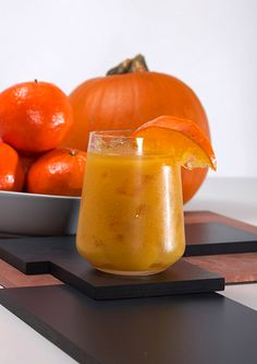 5 Tasty Pumpkin Cocktails