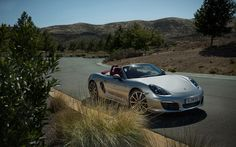 For some things in life, there will never be an app. Example? Within an app you can't feel the wind against your skin as you accelerate through every twist and turn. The Boxster celebrates real life. Learn more: www.porsche.com/...