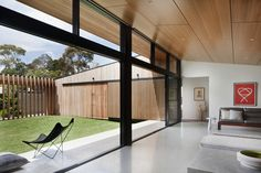 bower architecture / hover house, mount martha victoria