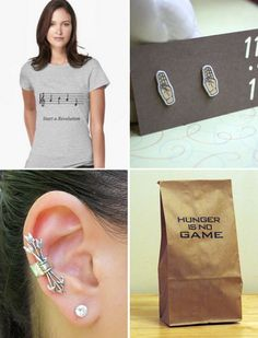 15 Hunger Games Clothes And Accessories Only True Fans Will Love