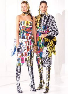 ***Collection : VERSACE RESORT 2019***