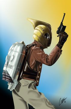 The Rocketeer - Jorge Copo