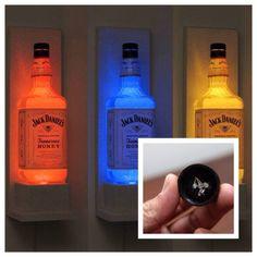 acc78ea1e34 29 Best bottle lamps images