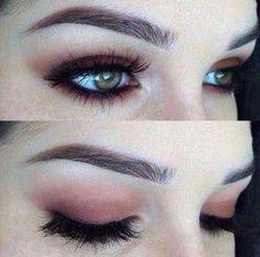 Eye Makeup Soft Goth