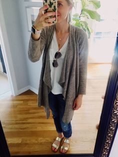 6c441c0b443 Shop the Look from StacysSavings on ShopStyle - Favorite tee ever! Love the  neck