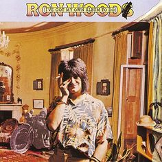 ron wood i've got my own album to do